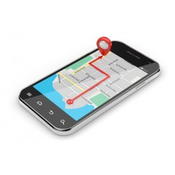 GPS MONITORING SMARTFÓNOV