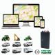 TRVALÝ INŠTALOVANÝ SYSTÉM PRE GPS MONITORING VOZIDIEL