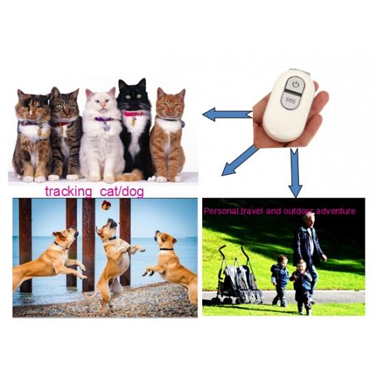 GPS tracker pre monitoring zvierat
