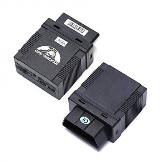 Univerzálny OBD II lokalizačný a diagnostický GPS tracker pre vozidlá - bez potreby inštalácie