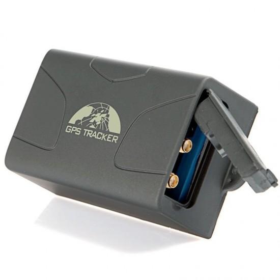 Pokročilý prenosný GPS tracker (sledovač výskytu a pohybu) s magnetom, odposluchom a extra dlhou výdržou batérie