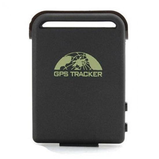 Univerzálny prenosný mini GPS tracker (sledovač výskytu a pohybu)