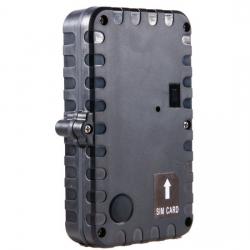 Prenosný GPS tracker s magnetom pre dlhodobé sledovanie