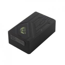 Prenosný GPS tracker (sledovač pohybu a výskytu) s magnetom a odposluchom s dlhou výdržou batérie, pokročilé režimy