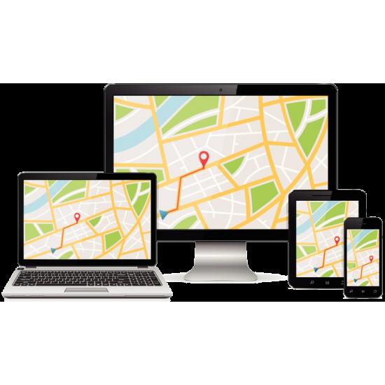 4G GPS tracker (lokátor) pre kone (9000 MAh) – solárne dobíjanie, mobilná aplikácia na iOS, Android, PC