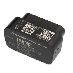 FMB003 Teltonika OBD GPS tracker - bez online monitorovacieho systému
